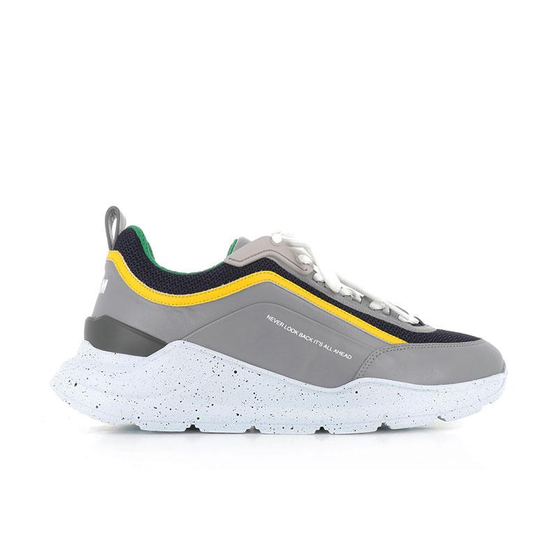 msgm sneakers SneakersMSGM H SNEAKER 2. - CUIR - GRIS