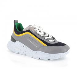 msgm nouveautés sneakers SneakersMSGM H SNEAKER 2. - CUIR - GRIS