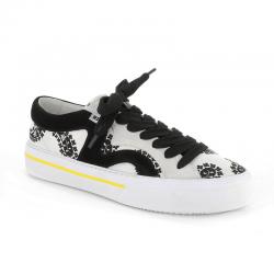 msgm nouveautés sneakers SneakersMSGM F SNEAKER VANS - TOILE ET N