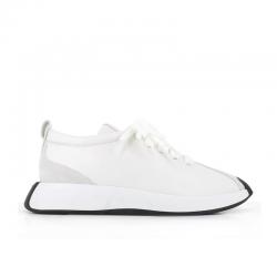 giuseppe zanotti nouveautés sneakers Sneakers OmniaGZ H OMNIA - CUIR ET NUBUCK - BL