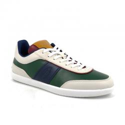 tod's nouveautés sneakers tod's sneakerTOD'S SNEAKER - CUIR ET TOILE -