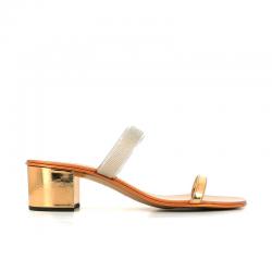 giuseppe zanotti nouveautés sandales Sandales mules glittersGZ F SANDALE T4 - GLITTERS ET VE