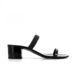 giuseppe zanotti sandales Sandales mules glittersGZ F SANDALE T4 - GLITTERS ET VE