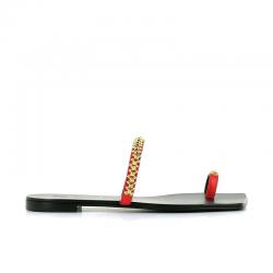 giuseppe zanotti nouveautés sandales Sandales KarmenGZ F NP KARMEN - CUIR ET ACCESSO