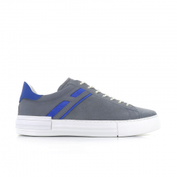hogan sneakers Sneakers Cassetta RebelCASSETTA REBEL - NUBUCK - GRIS E