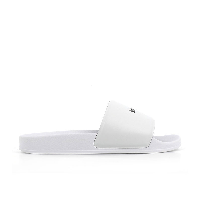 msgm sandales SlidesMSGM F SLIDE - PVC - BLANC ET LO