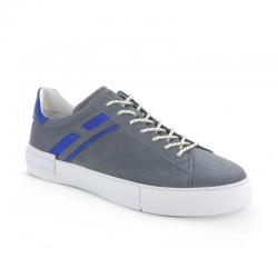 hogan nouveautés sneakers Sneakers Casseta RebelCASSETTA REBEL. - NUBUCK - GRIS