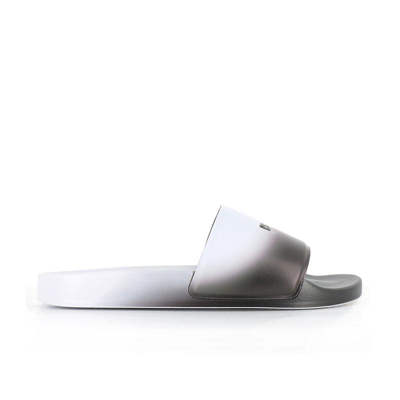 msgm sandales SandalesMSGM H SLIDES - PVC - NOIR ET BL