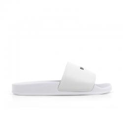 msgm nouveautés sandales SandalesMSGM H SLIDES - PVC - BLANC ET L