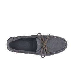 sebago nouveautés chaussures bateau docksides portlandDOCKSIDES PORTLAND - NUBUCK - GR