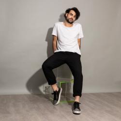 hogan sneakers Sneakers Cassetta RebelCASSETTA REBEL - CUIR ET NUBUCK