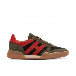 hogan sneakers Sneakers H357HH H357 - NUBUCK ET TISSU TECHNI