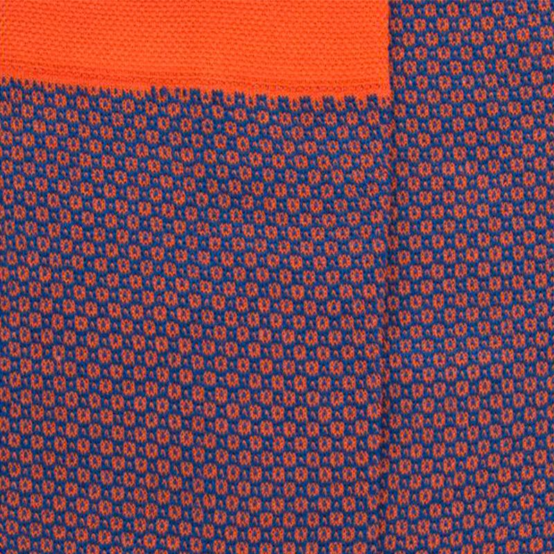 doré doré chaussettes Chaussettes Coton à motifsDD MOTIF MICRO ECHIQ - COTON BIC
