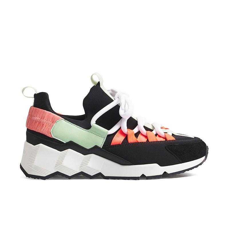 pierre hardy sneakers Sneakers Trek CometPHF COMET F - CUIR ET TISSU TECH