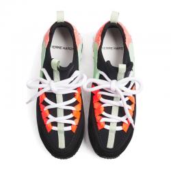 pierre hardy nouveautés sneakers Sneakers Trek CometPHF COMET F - CUIR ET TISSU TECH