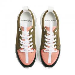pierre hardy nouveautés sneakers Sneakers StreetlifePHF SNEAK STREETLIFE - CUIR - NO