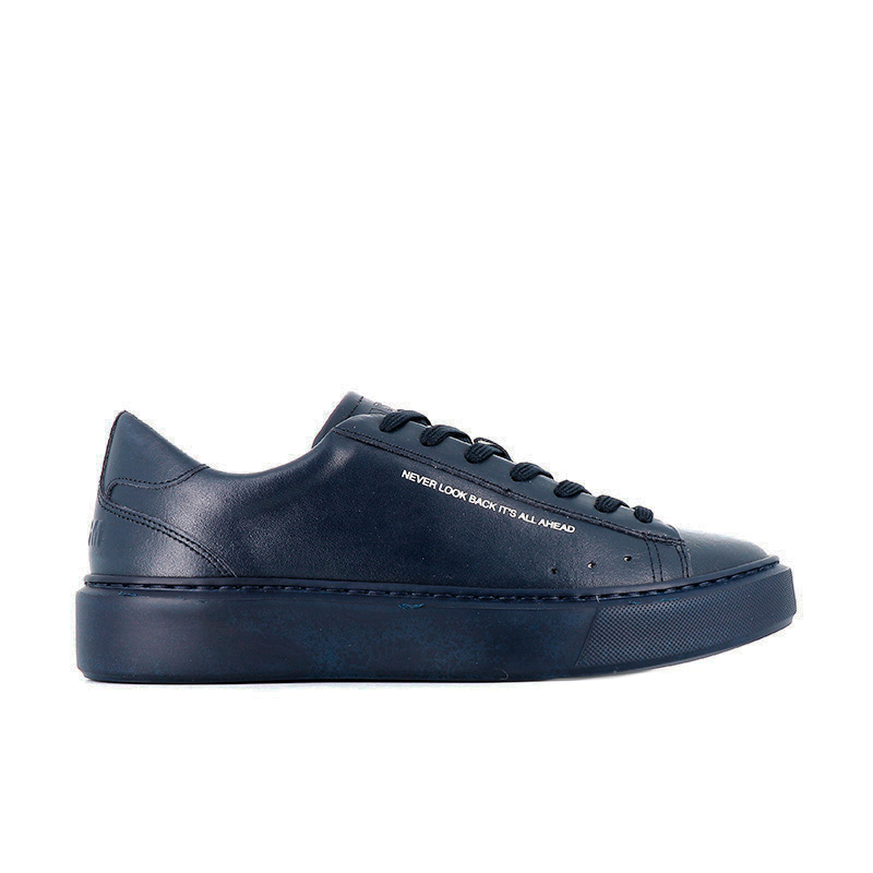 msgm sneakers SneakersMSGM H SNEAKER - CUIR - BLEU