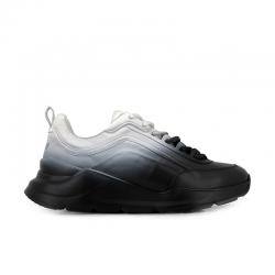 msgm sneakers SneakersMSGM H SNEAKER 2. - CUIR DÉLAVÉ