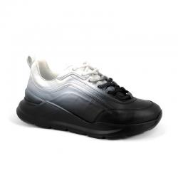 msgm nouveautés sneakers SneakersMSGM H SNEAKER 2. - CUIR DÉLAVÉ