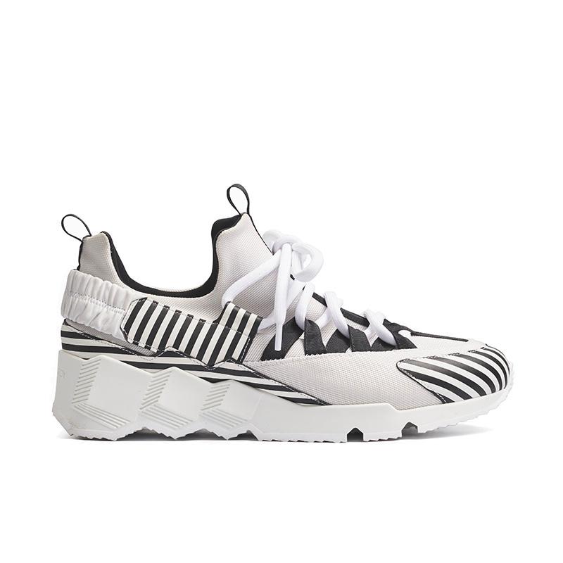 pierre hardy sneakers Sneakers Trek CometPHH LX01 COMET - CUIR IMPRIMÉ ET