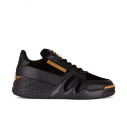 giuseppe zanotti nouveautés sneakers Sneakers TalonGZ H TALON BAS - CUIR BICOLORE E