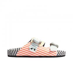 pierre hardy nouveautés sandales Sandales Beach RidPHF BEACH RID - CUIR À MOTIFS IM