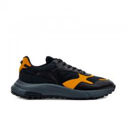 hogan nouveautés sneakers Sneakers HyperlightHH HYPERLIGHT - CUIR NUBUCK ET T