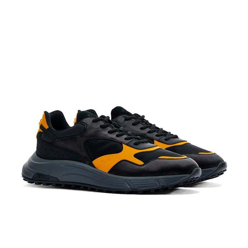 hogan sneakers Sneakers HyperlightHH HYPERLIGHT - CUIR NUBUCK ET T