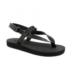giuseppe zanotti sandales SandalesGZ H NU-PIED - CUIR - NOIR, GRIS