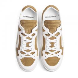 pierre hardy nouveautés sneakers Sneakers 104PHH SNEAKER 104 - NUBUCK ET CUIR