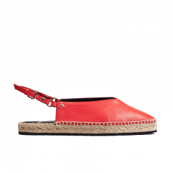 pierre hardy espadrilles Espadrilles SunnyPHF SUNNY ESP - CUIR - ROUGE