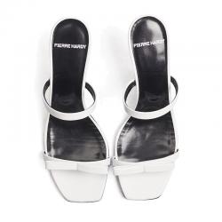 pierre hardy nouveautés sandales Sandales SlimPHF SAND MIN O SLIM - CUIR - BLA