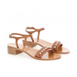 salvatore ferragamo nouveautés sandales Sandales TremitiSF SANDALE TREMITI 3 - CUIR - GO