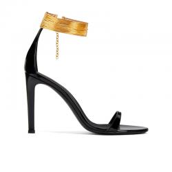 giuseppe zanotti sandales Sandales BraceletsGZ F SAND BRACELET10 - VERNIS ET