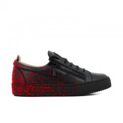 giuseppe zanotti sneakers Sneakers FrankieGZ H FRANKIE - CUIR ET INJECTION