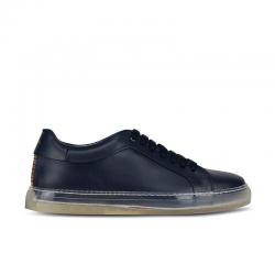 paul smith sneakers Sneakers NasPS SNEAKER NAS - CUIR - BLEU ET