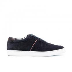 paul smith sneakers Sneakers HarkinPS SNEAK HARKIN - NUBUCK - NAVY