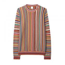 paul smith pulls & sweats PulloverPSV PULLOVER - LAINE IMPRIMÉ BAY