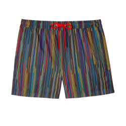 paul smith maillots de bain Short de BainPS MAILLOT DE BAIN - TISSU TECHN