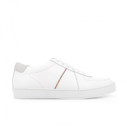 paul smith sneakers Sneakers HarkinPS SNEAK HARKIN - CUIR - BLANC E