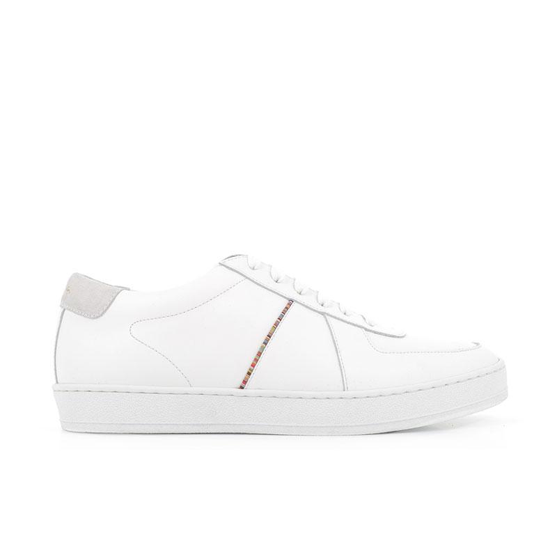 paul smith sneakers Sneakers HarkinPS SNEAK HARKIN - CUIR - BLANC E