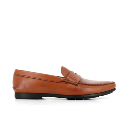 church's mocassins et slippers Mocassins KarlKARL - CUIR NATURAL CALF - WALNU