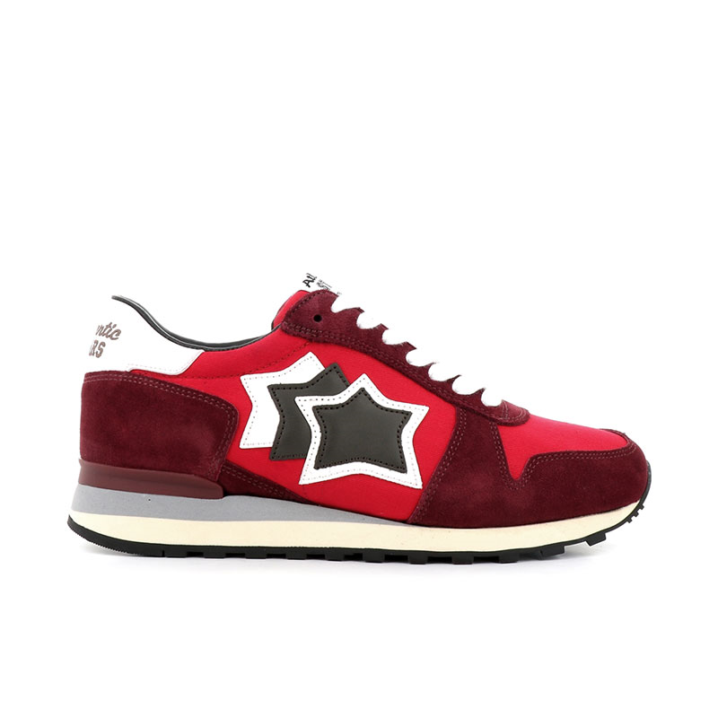 atlantic stars sneakers Sneakers ArgoAS ARGO - NUBUCK ET TOILE - ROUG