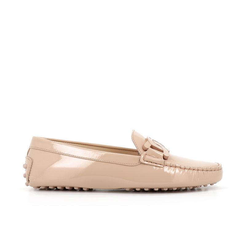 tod's mocassins & slippers tod's catena gomminiTOD'S CATENA GOMMINI - CUIR VERN
