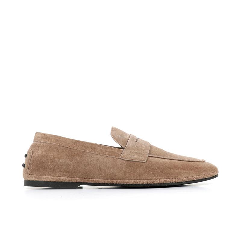 tod's mocassins et slippers Mocassins PantofolaTOD'S PANTOFOLA H - NUBUCK - TAU