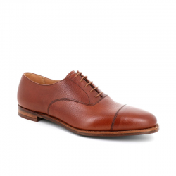 crockett & jones derbies et richelieux Richelieux ConnaughtC&J CONNAUGHT 2 - CUIR SOFT GRAI