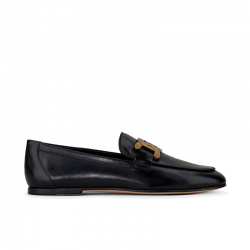 tod's mocassins & slippers Mocassins CatenaCATENA LOAFER 2 - CUIR - NOIR ET