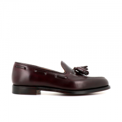 crockett & jones mocassins et slippers Mocassins à pampilles Cavendish 2C&J CAVENDISH 2 - CUIR CORDOVAN