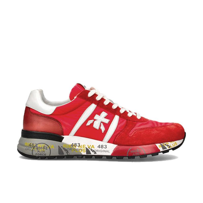 premiata sneakers Sneakers LanderPREMIATA H LANDER - NUBUCK ET TO