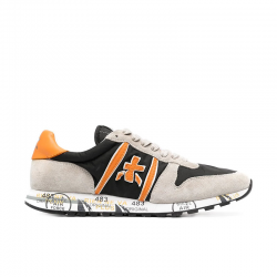 premiata sneakers Sneakers EricPREMIATA H ERIC - NUBUCK ET TISS